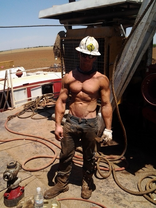 from Dean nude boys with hard hats