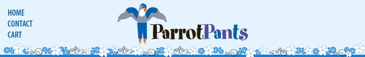 parrotpants.com.au Parrot Pants hand knits are hand dyed, knitted and embellished by an Aussie WAHM.