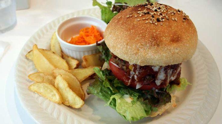 Hanada Rosso_burger