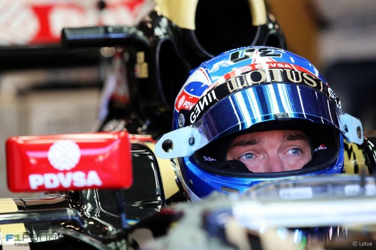 Jolyon Palmer, Lotus, Spa-Francorchamps, Friday practice, 2015