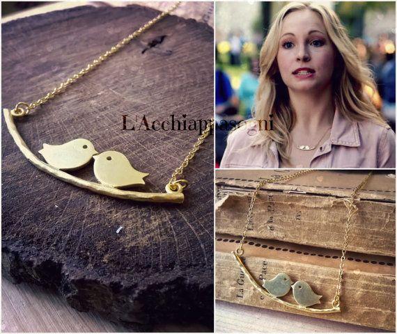 The Vampire Diaries Jewelry  New Caroline by LAcchiappasogni