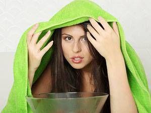 Hausmittel: Nebenhöhlenentzündung - was hilft?
