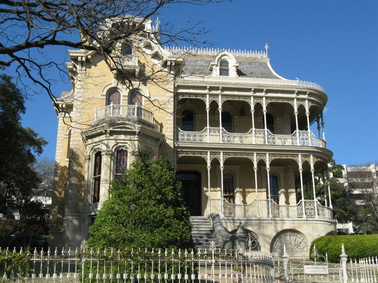 historic homes and mansions of texas homes condos
