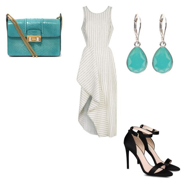 """""""Untitled #111"""" by omaimet on Polyvore featuring 3.1 Phillip Lim, STELLA McCARTNEY, Lanvin and Nine West"""
