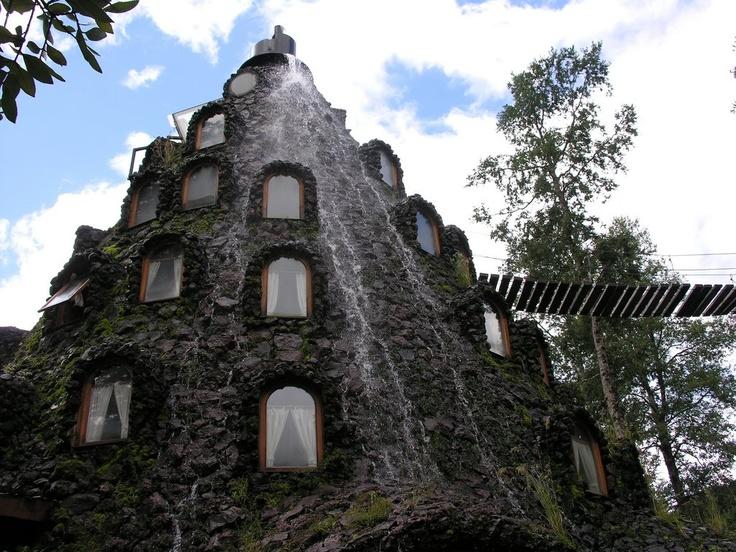 La Montaña Mágica Lodge, Chile