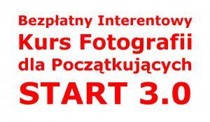 Darmowy kurs fotograficzny