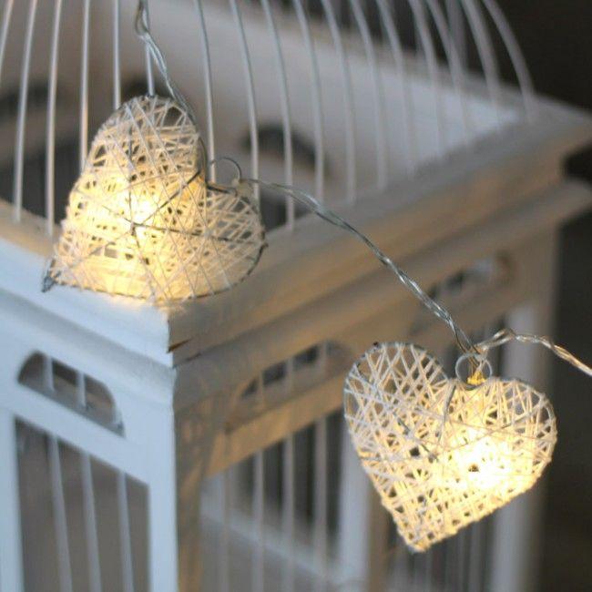 Las 25 mejores ideas sobre guirnalda de luz en pinterest for Luces exterior ikea
