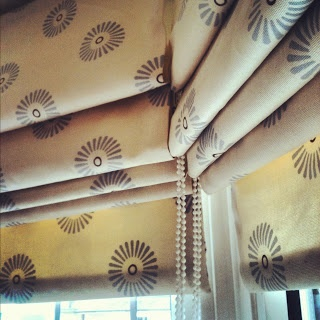 17 Best Images About Funky Roman Blinds On Pinterest