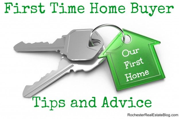 First Time Home Buyer Tips and Advice