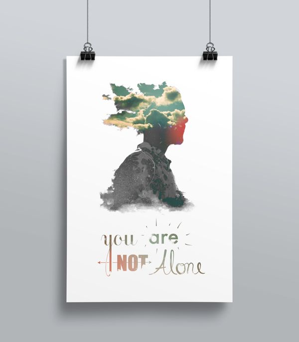 Suicide Prevention Posters on Behance