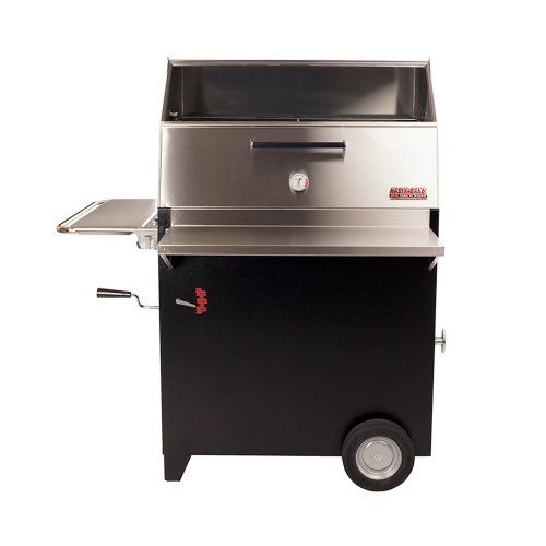 HastyBake 256 Gourmet Dual Finish Charcoal Grill -- More info could be found at the image url.(This is an Amazon affiliate link and I receive a commission for the sales)