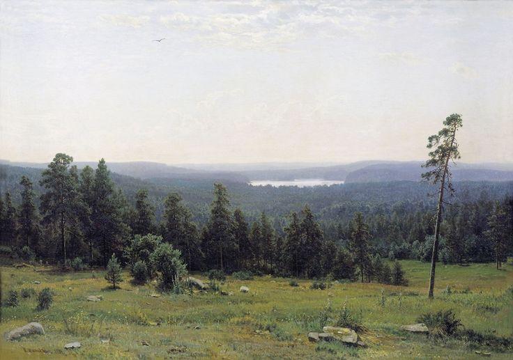 Великий русский художник Шишкин Иван Иванович.