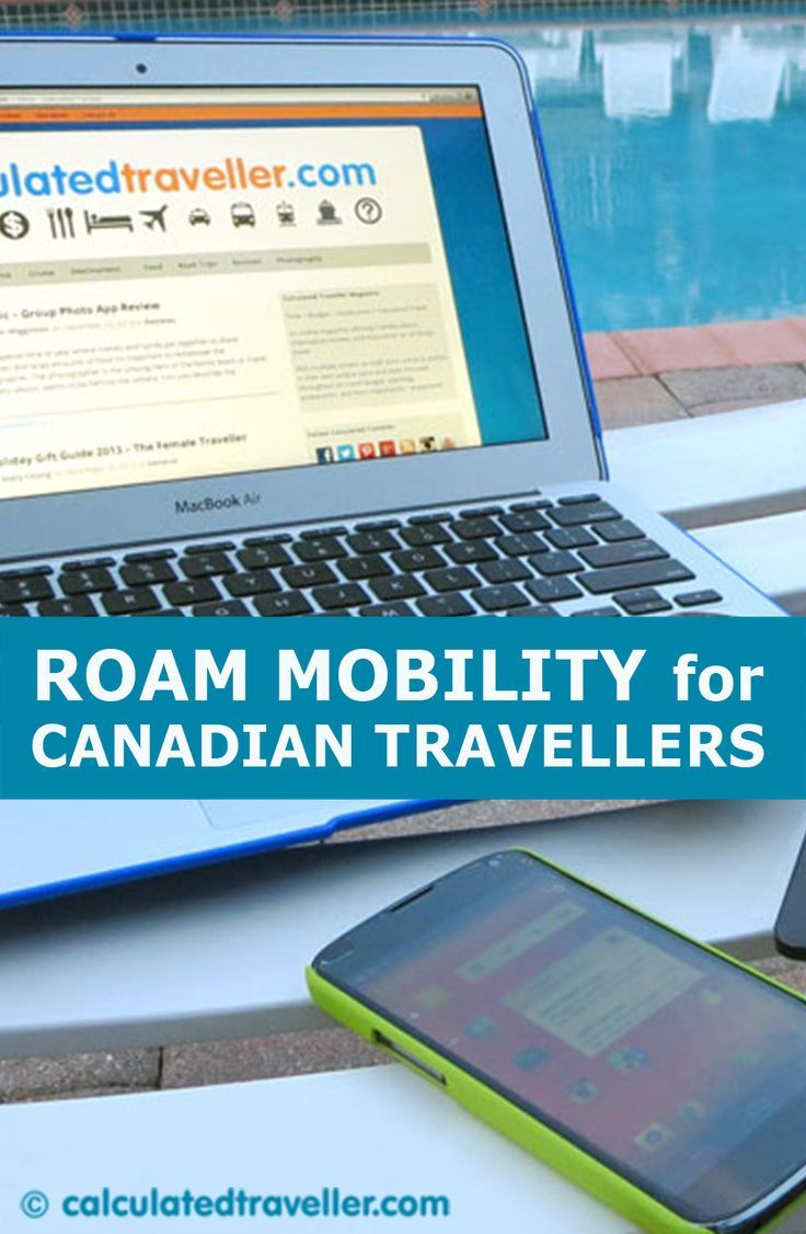 Roam Mobility for Canadian Travellers – 2015 UPDATE on the various plans and features. I always use their talk + text + data plans when I travel to the US.