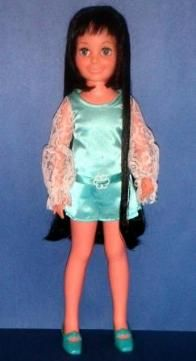 """Tressy is Crissy's 18"""" friend. Sears Exclusive dolls ( Tressy and Cricket )"""