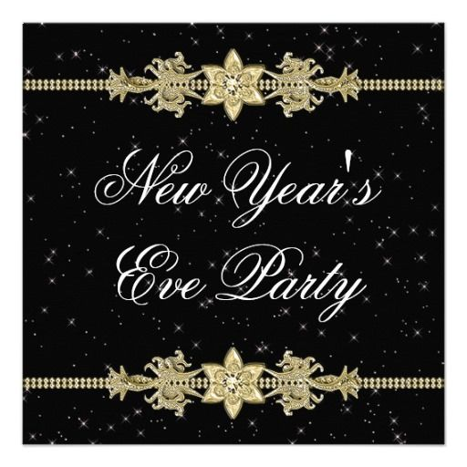 The  Best New Years Eve Invitations Ideas On   New