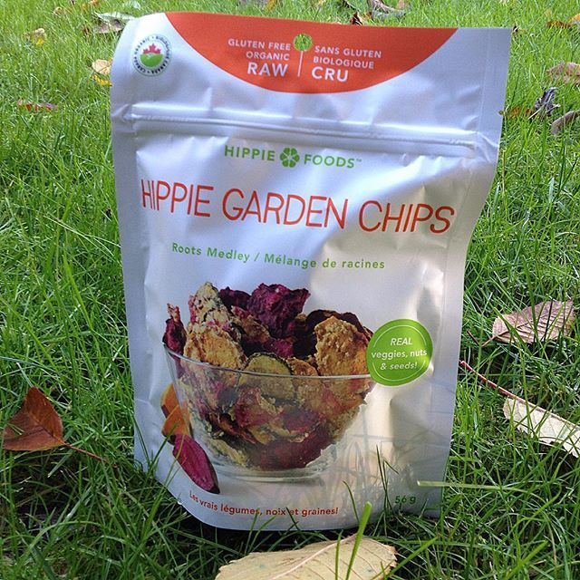 Now these @hippiefoodsorganic #gardenchips show up in the mail from @socialnature and they are soooo good! #vegan #rawvegan #organic #trynatural #musttry #vegansnacks #gratitude #yogacomfortzone