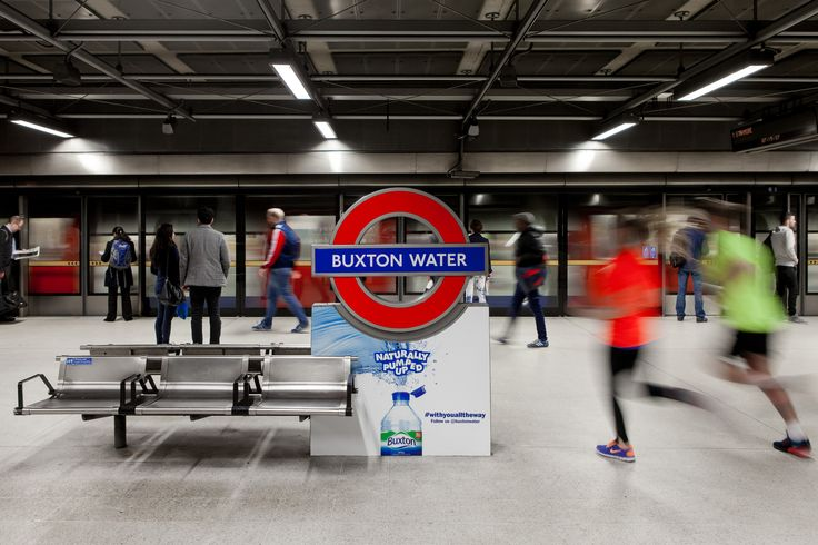 TFL set to open up its tube stations to further brands for renaming - Having temporarily renamed Canada Water station to Buxton Water to celebrate its sponsorship of the London Marathon at the weekend, TfL has revealed it will open up all its stations to potential brand takeovers