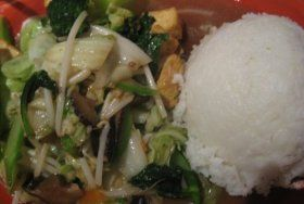 User uploaded image for Thai Stir-Fried Vegetables, 'Pad Phak Ruam Mitr'