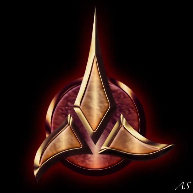 klingon | star trek klingon logo image search results