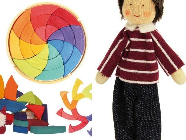 12 idee di giochi Waldorf per bambini