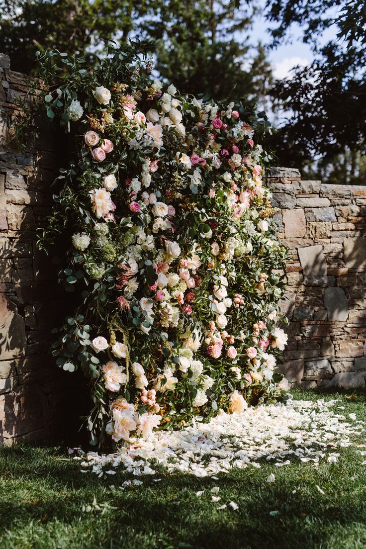 107 best A Garden Party Ceremony Decor images on Pinterest ...