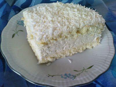 Mix smaku: Ciasto malibu z alkoholem