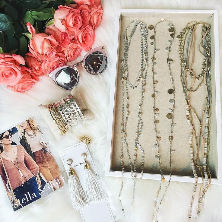 """2,435 Likes, 15 Comments - Stella & Dot (@stelladot) on Instagram: """"Spring has sprung! It's the perfect time to grab your girls and get to a Trunk Show! #sdtrunkshow…"""""""