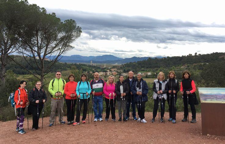 Curs d'iniciació, Vall de Sant Daniel. Girona, Catalunya.