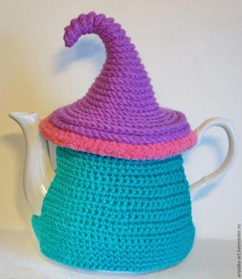 Couvre théière en Crochet | Crochet et plus…