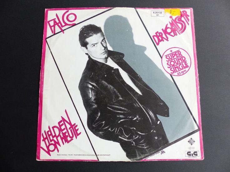 FALCO - Der Kommissar / Helden Von Heute / 1982