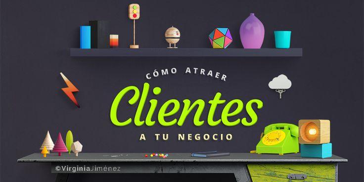 ¿Cuál es la mejor estrategia para atraer clientes a tu negocio?  http://www.virginiajimenez.com/cual-es-la-mejor-estrategia-para-atraer-clientes-a-tu-negocio/