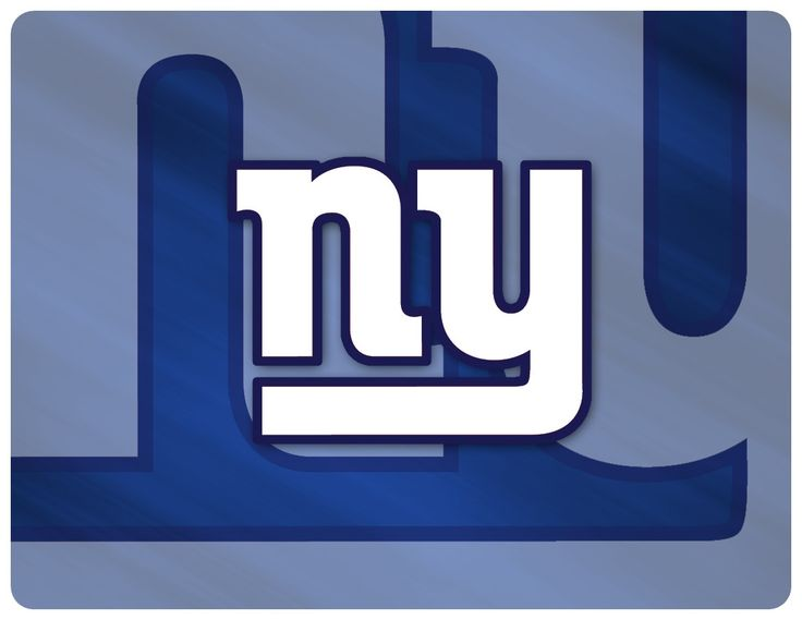 New York Giants Football Mouse Pad #2
