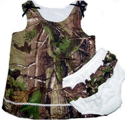 Realtree Camo Dress Infant Baby Toddler Girls Camouflage Jumper Dress & Panty 6M-4T (6 Month) Realtree,http://www.amazon.com/dp/B00DE47F98/ref=cm_sw_r_pi_dp_TYLrsb12C63YZ9DX