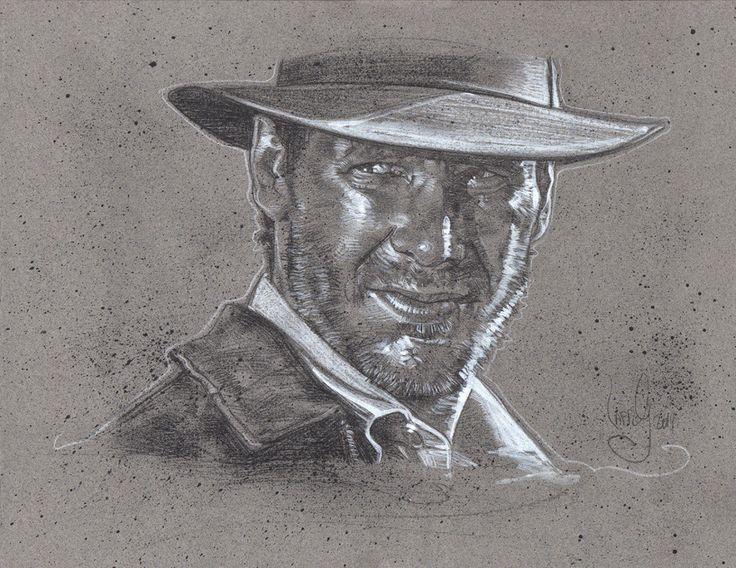 Indy por Jeff Lafferty