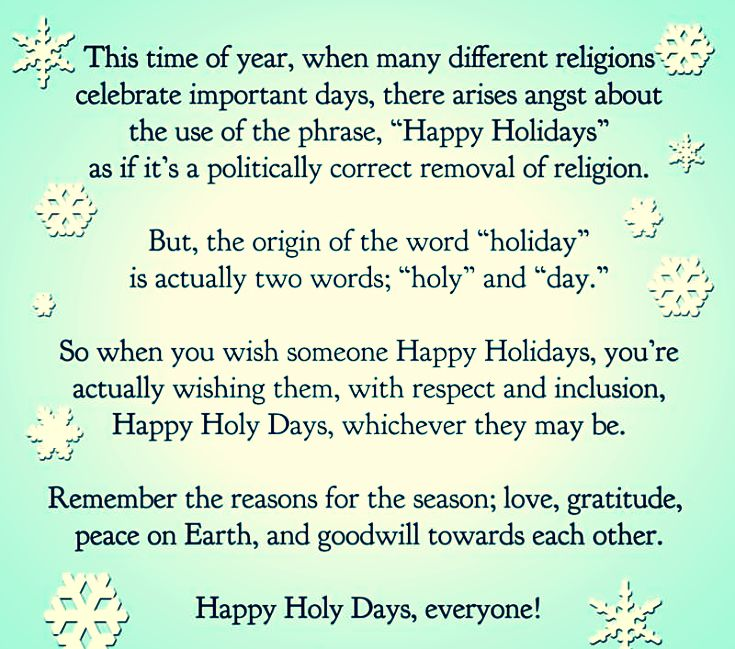 Happy Holidays Inspiration: 17 Best Images About HOLIDAY QUOTES On Pinterest