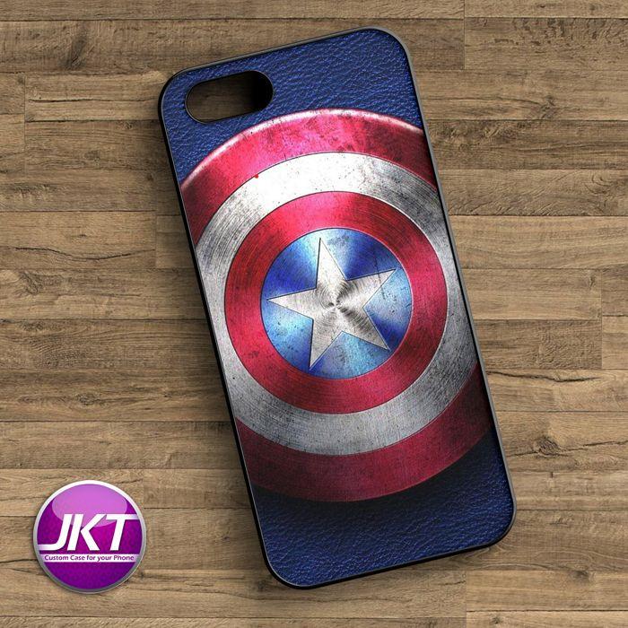 Captain America Phone Case for iPhone, Samsung, HTC, LG, Sony, ASUS Brand #CaptainAmerica #Superhero #CivilWar #TheAvengers