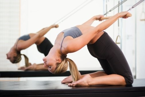 Tower Class at Core Pilates NYC