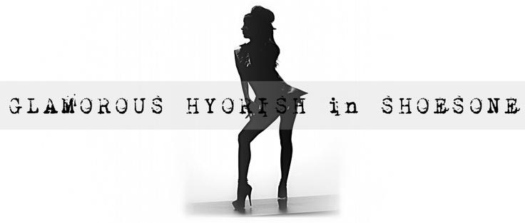 """Lee Hyori """"Miss Korea"""" with SHOESONE"""