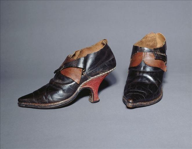 Kid Women S Shoes Vintage Th Century