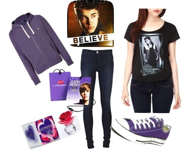 When I Attend Justin Bieber's Concert I Will Wear This!!