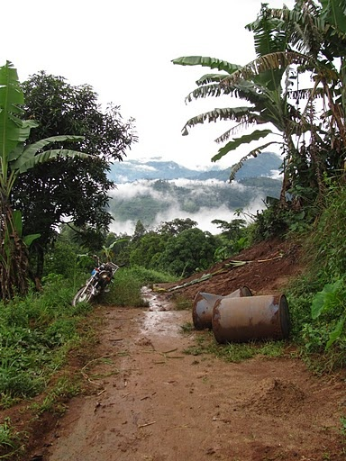 Worksite- Mbingo, Cameroon, IMUSTGOTHERE!