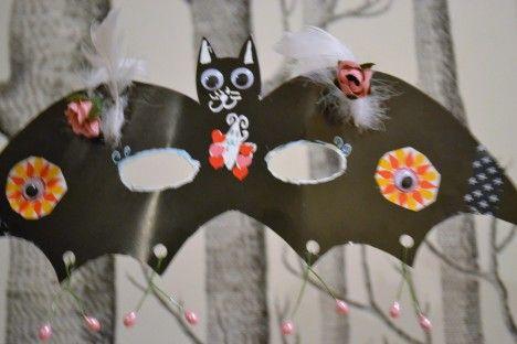 Lukijan kuva: tuunattu halloween-maski. Tuunaa maski -kuvakilpailu 10/13. http://www.kodinkuvalehti.fi/galleria/188/suuri_kasityo_tuunaa_maski