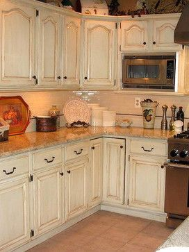 Kitchen Cabinet Make Overs Traditional Kitchen Other