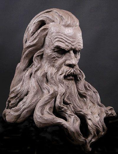 Philippe Faraut Sculpting | Stone Sculptures, Full Figure Portrait Sculpting by Philippe Faraut