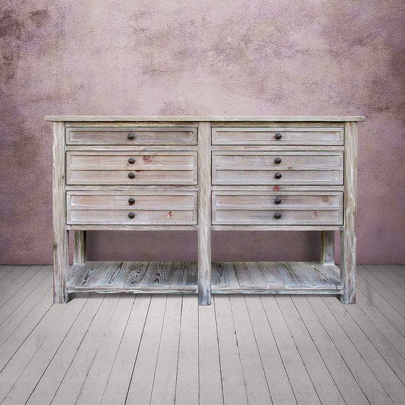 Our Connor Console Table/Media Was Designed And Built For Our Newly Formed  Sister Shop