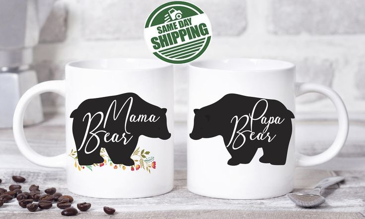 papa bear mug,papa bear,baby bear,fathers day gift,fathers day,papa bear baby bear,daddy bear,dad mug,mama bear mug,papa mug,fathers day mug  This cute design will be printed on best quality Grade A fully white Mugs or Mugs with black handle. If you prefer, we can print design on one side and special message on the other side. Kindly specify in order notes. We use dye sublimation and heat transfer technique to print the design on the mugs. This ensures that the design and the words will look…