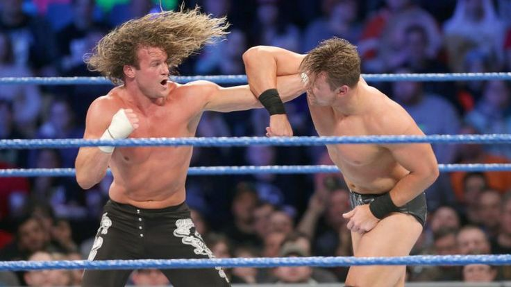 WWE Intercontinental Champion Dolph Ziggler vs. The Miz with Maryse – Intercontinental Championship Match