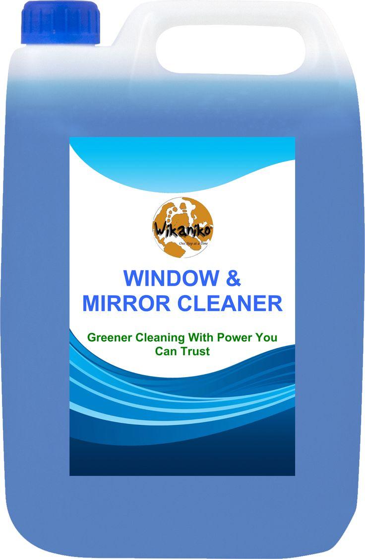 Window & Mirror Cleaner