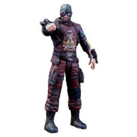 Batman Arkham City: Series 4 Deadshot Action Figure