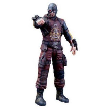 Batman Arkham City: Series 4 Deadshot Action Figure